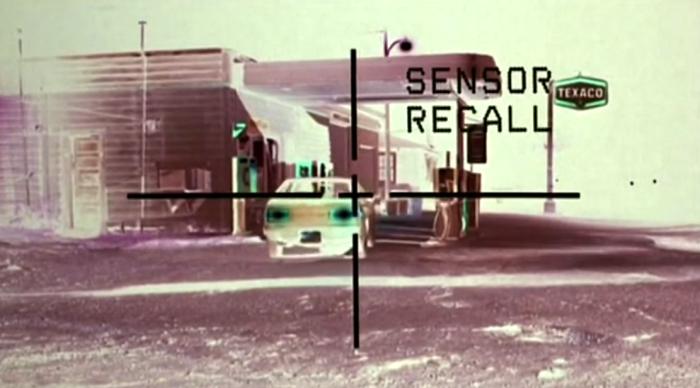 Sensor recall in ROTOR.