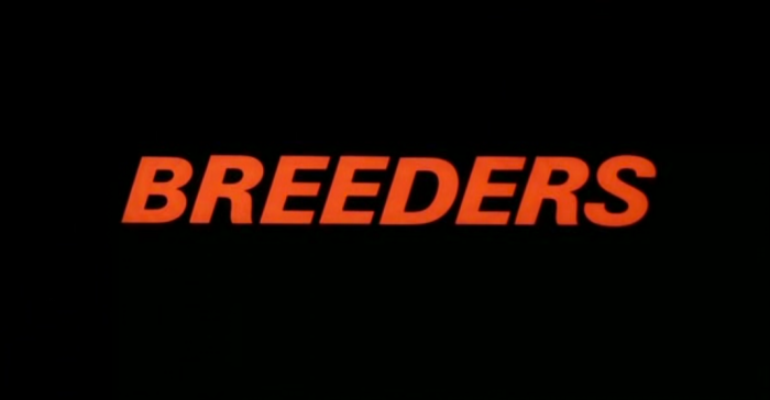 Breeders title screen