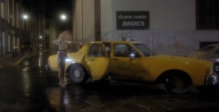 Taxi cab in Breeders