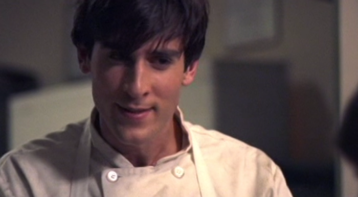 Jonathan Chase as Brick Butcher Baker in Gingerdead Man