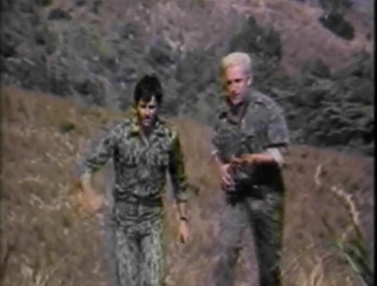 Morris and Condor in Ninja Empire