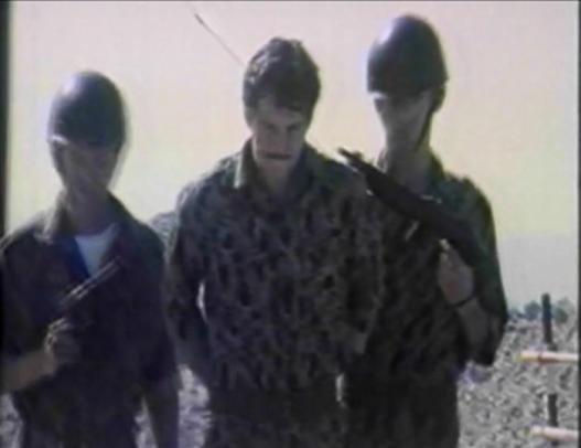 Soldier prisoner in Ninja Empire