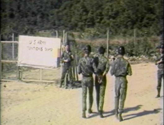 US Army Munitions Dump in Ninja Empire
