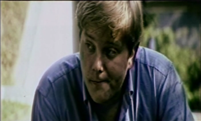 Andy Chworowsky as Andy in Ninja the Protector