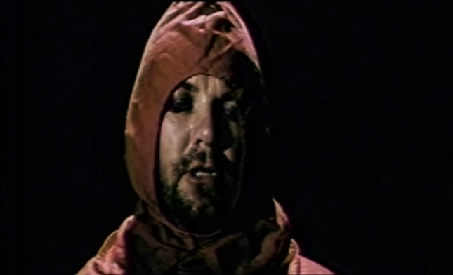 David Bowles in Ninja the Protector