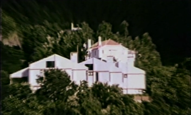 The ninja house in Ninja the Protector