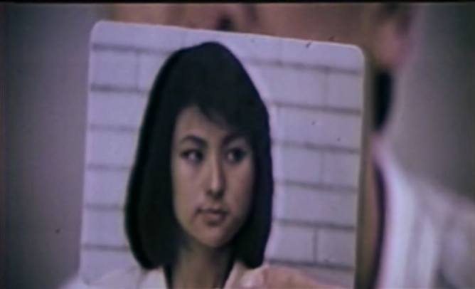 photograph of Lily in Ninja the Protector