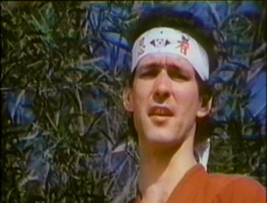 Maurice evil ninja in Ninja Champion