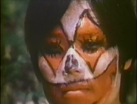 Ronald face mask Ninja Champion