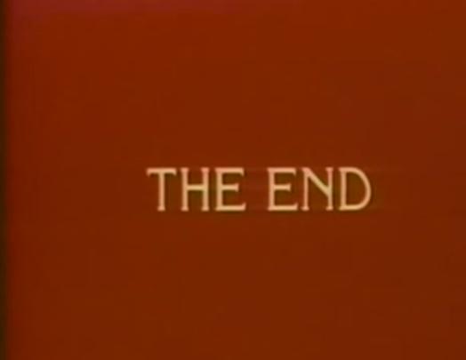 the end sign of Ninja Champion