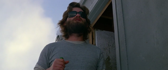 Kurt Russell as MacReady in The Thing
