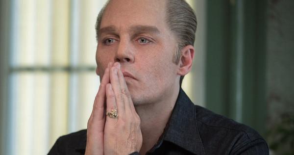 Johnny Depp as James
