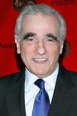 Martin Scorsese at the 2006 Peabody Awards