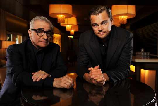 martin scorsese and leo dicaprio