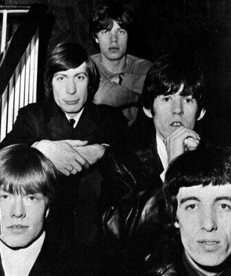 Rolling Stones in 1965