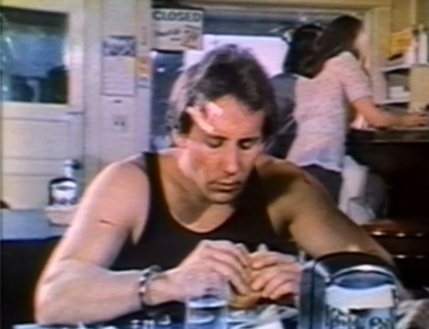 Ron Marchini in Death Machines