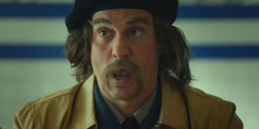 Johnny Depp in Tusk