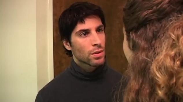 Ben looking contemplative in Ben & Arthur